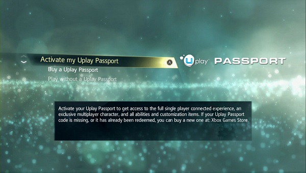Activate my Uplay Passport