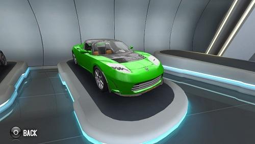 Tesla Sportster