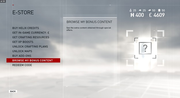 Where can I find my Exclusive Content in Syndicate - Ubisoft