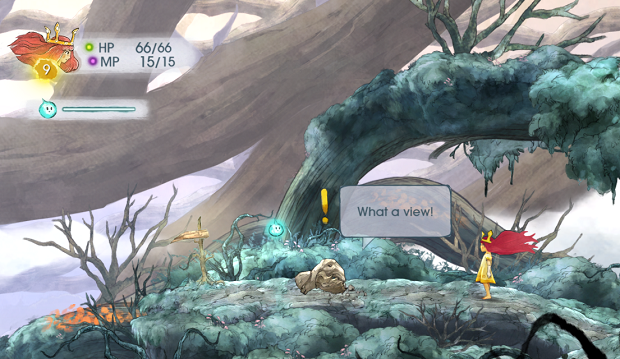 Child of Light - Quest