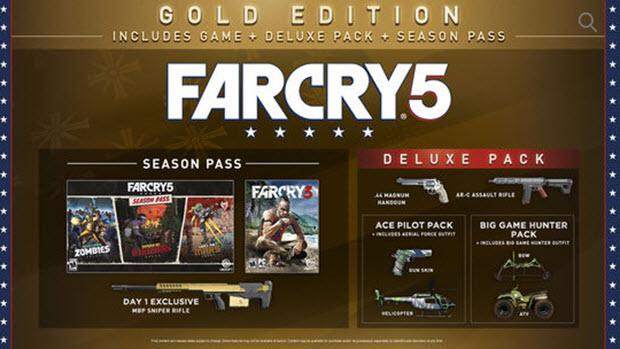 gold edition far cry 5 worth it