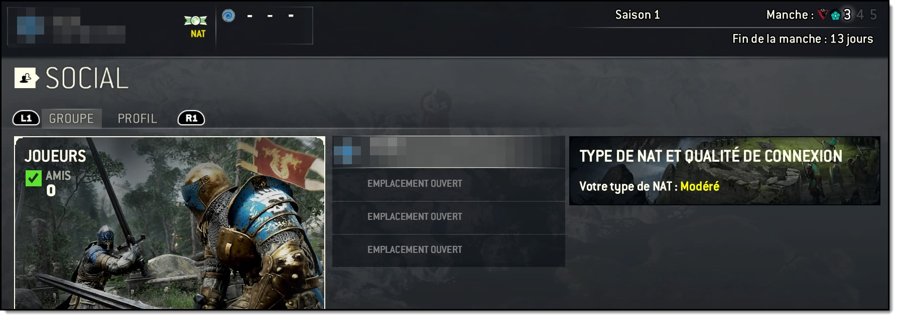 for honor how to get open nat type