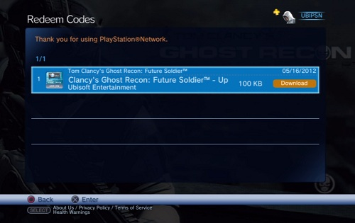 Ghost Recon: Future Soldier Uplay Passport Info - Ubisoft Support