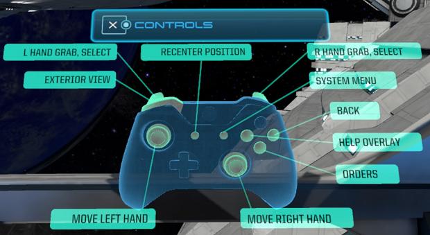 navigation controller playstation vr