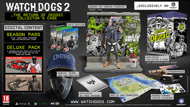 Origin] watch dogs deluxe edition pre-order [indian region only.