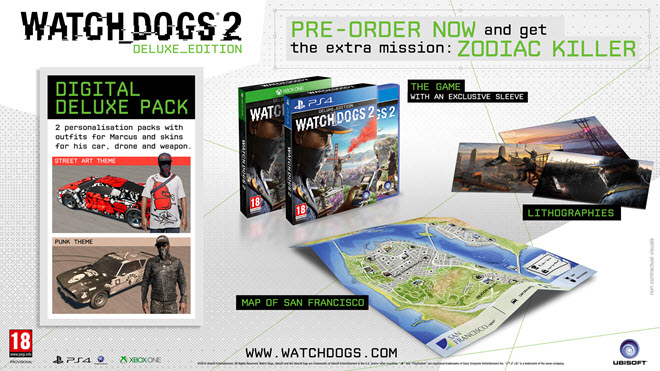 Watch_dogs2 deluxe edition steam edition on steam pc game | hrk game.